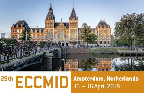 29th European Congress of Clinical Microbiology & Infectious Diseases ECCMID