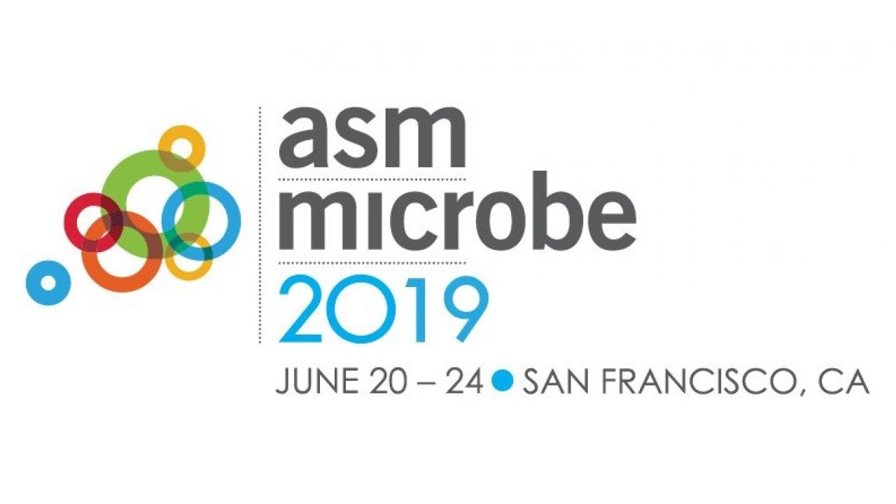 ASM Microbe 2019 - American Society for Microbiology