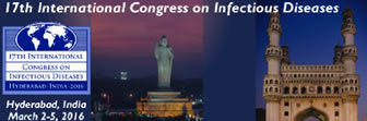 17th International Congress on Infectious Diseases